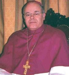 Bispo Amândio José Tomás